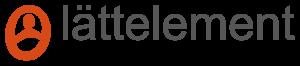 Logotype Lättelement