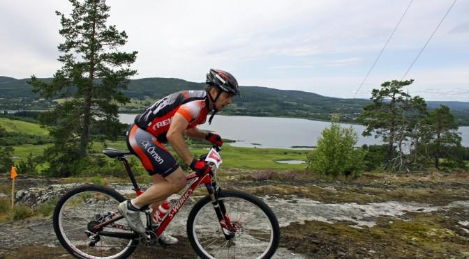 Övikscupen MTB 2013, deltävling 3 Varvsberget