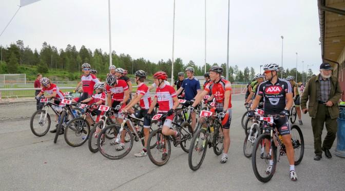 Övikscupen MTB 2013, deltävling 2 Skyttis