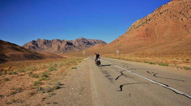 Per-Gunnar Fahrbring cyklar jorden runt